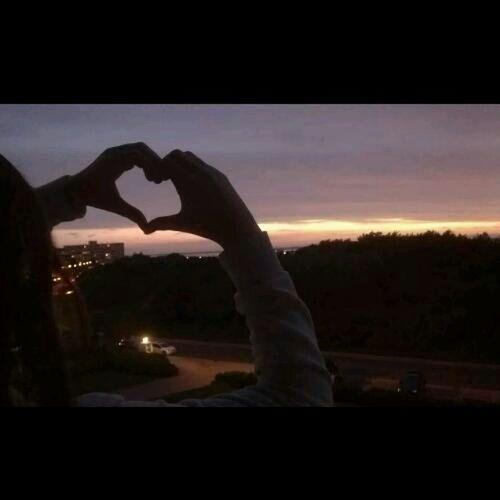 Sun Heart Sunrise Loveit