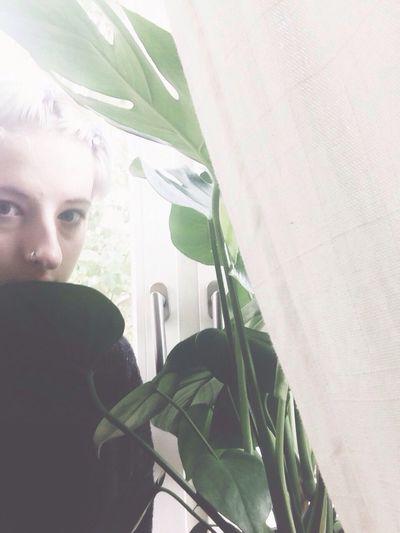 p l a n t s Selfportrait Plants Nature
