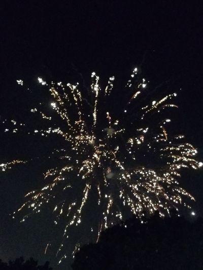 New Years Fireworks New Years 2019 Illuminated Firework Display Celebration Event Entertainment Firework