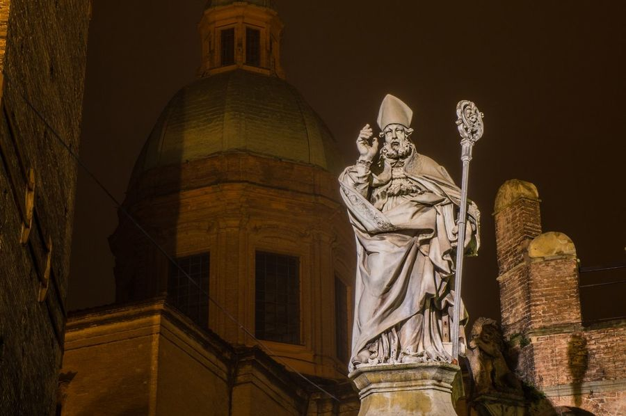 Bologna Nightphotography Night Lights