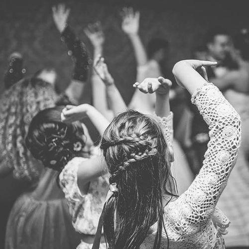 Blackandwhite Dance Dancinggirls Girls Monochrome Party Handsup  Peoplephotography Children Childrenphotography