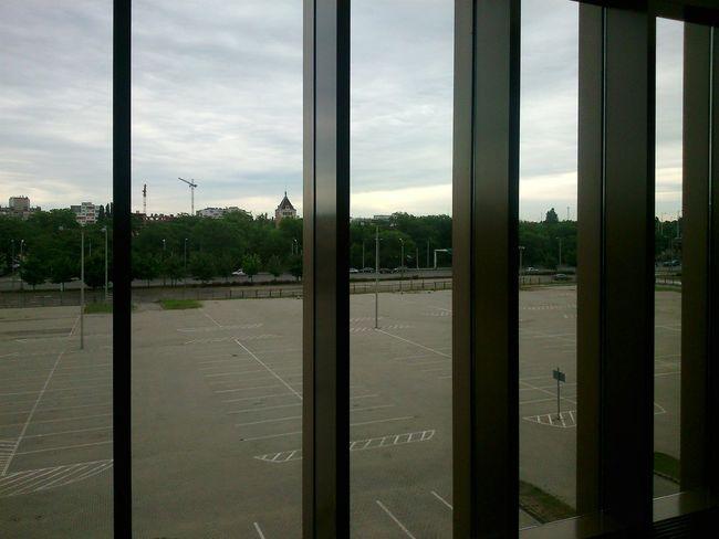 Architectural Detail Empty Places Finding Parking Landscape