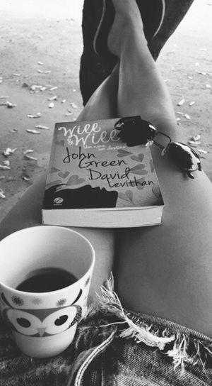 Um dia frio, um bom lugar pra lher um livro ?