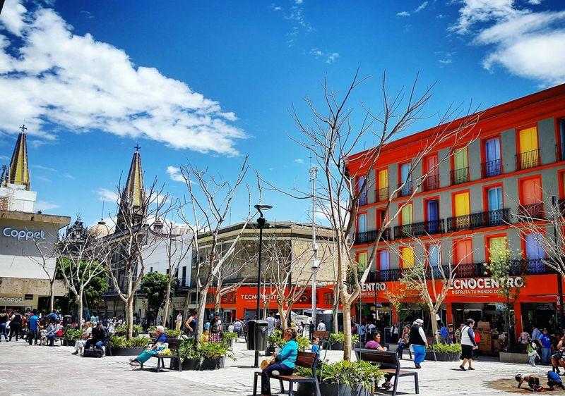 Guadalajara Color Historic Downtown Turisteando EyeEm Urban Spring Fever