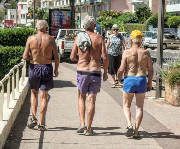The 3 wise men.... Old Men Holiday Seaside Travel Retirement Comdey Funny 3 Wise Men Swim Wear Popular Trending Photos Eyeem Market EyeEm Team EyeEmBestPics EyeEmGalley Togetherness Friends Menton Mix Yourself A Good Time Second Acts Rethink Things This Is Masculinity This Is Aging Summer Exploratorium