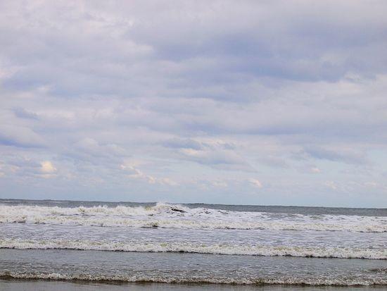 2018.03.10 #福島県 #いわき市  2011.03.11の #東日本大震災 #あれから7年 Sea Sky Cloud - Sky Nature Beauty In Nature Scenics Beach