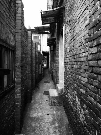 Old Buildings Old House Old-fashioned Oldcolours Alley