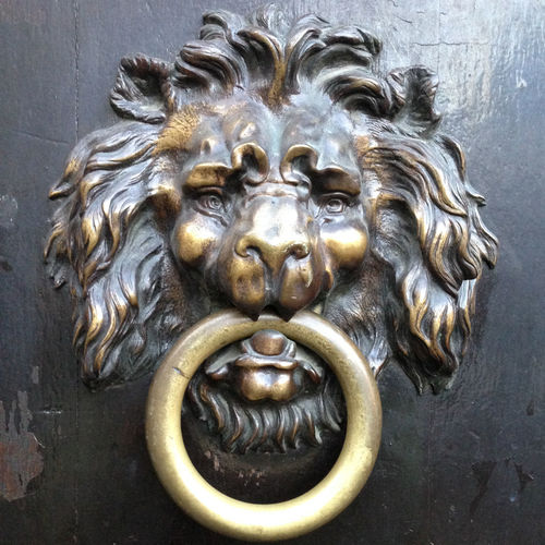 Grand Place Brussels - door knocker on a historic building Brussels Europe Capital Cities  Grand Place Grand Place Bruxelles Grand Place Brussels Lion Door Knocker Door Representation Animal Representation Entrance Art And Craft Close-up Lion - Feline Creativity Animal Animal Themes Mammal Feline Cat Craft Metal Animal Wildlife No People Day Design Ornate Animal Head