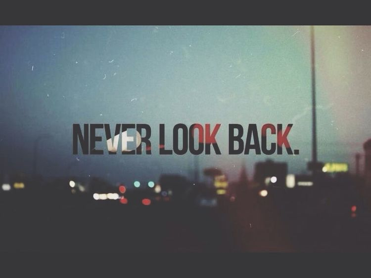 NeverLookBack