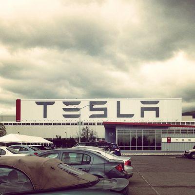 Time to find me a new car :) Tesla Ballin Savingtheearth Fuckaprius prius mycarshitsonyou