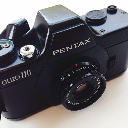 Pentax auto 110 Pentax 110 110mm Pentax Pentax Auto 110 First Eyeem Photo