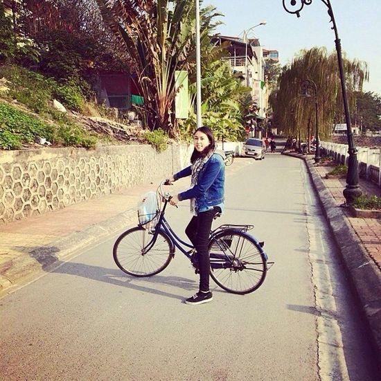 Going For A Ride  in Hanoi Vietnam On Yer Bike