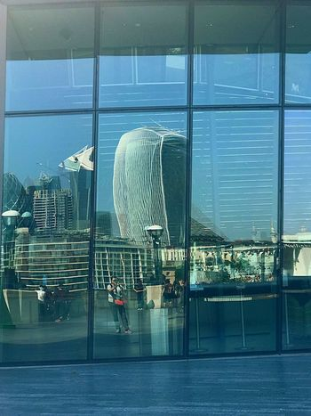London Built Structure Mirror Vacations London Built Structure Transparent Reflection City Glass - Material Architecture Building Exterior Window Modern