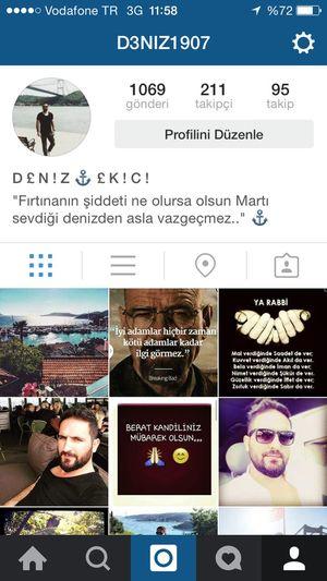 Goodmorning First Eyeem Photo My Instagram @BlueMarlin Deniz Kas @istanbul