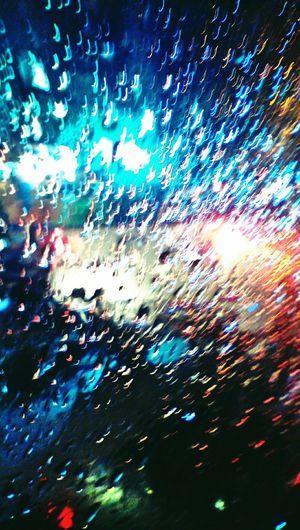 Rain Full Frame