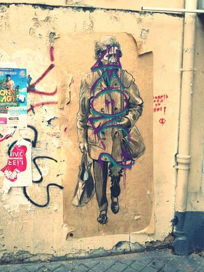 I love Graffiti Paris