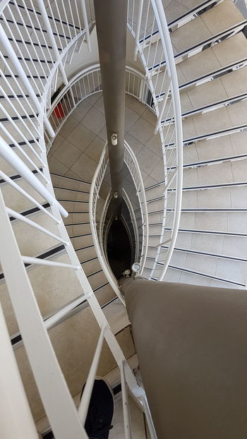 EyeEm Selects Spiral Indoors  Spiral Staircase No People Architecture Day South Africa Beauty Is Everywhere  Architecture Architecture_collection Architectural Feature Hospital Antics
