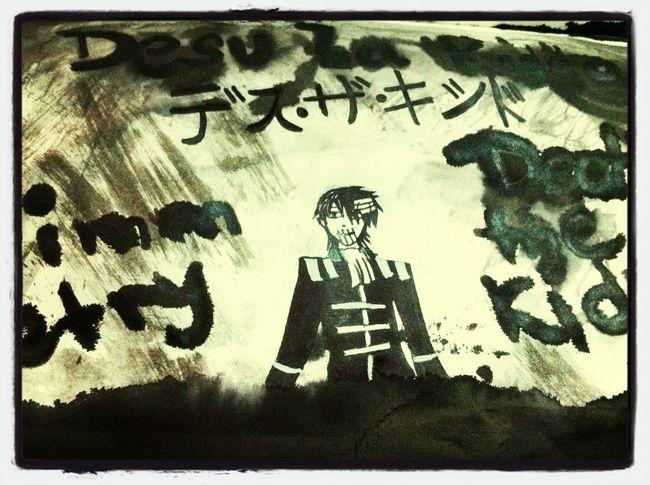 I just LOVE Kiddo ( Death the kid , Desu za Kiddo デス ザ キッド) Death The Kid  Hi! Art Enjoying Life
