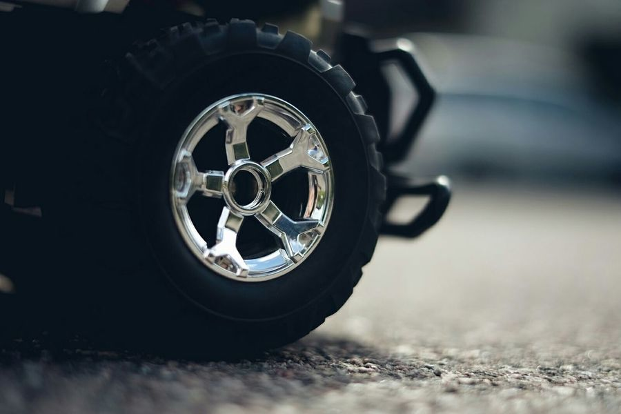 Rims Close Up Playing Rc Car Dslraredead Fuji Xpro1 Xf35mm Summer Monster Truck Rally