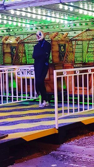 Foire Du Trône Paris Streets Clownkiller Clownface