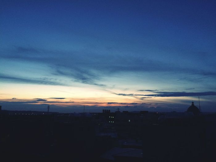 還來不及準備好說再見就結束了 Sky Sunset Beautiful Color Say Goodbye Time To Say Goodbye Goodbye End End Of The Day Ending