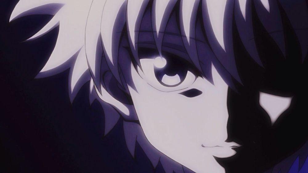 Hunterxhunter Anime Killua