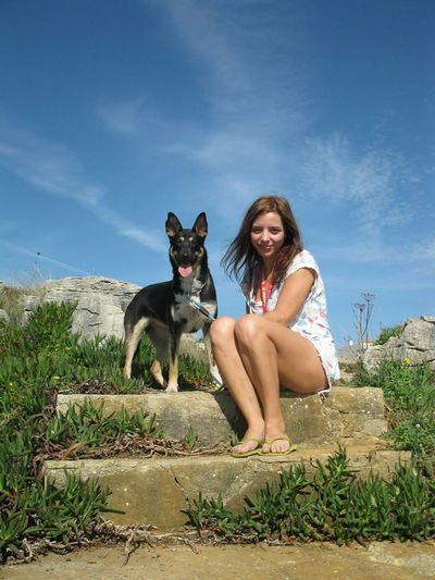 Dogs Dog Dog Love dog❤ Sheila *-* Blue Sky Bestfriend