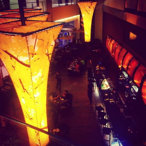 From The Rooftop Cafe Time Mall Dolman Mall Karachi Pakistan Hanging Out Hello World Enjoying Life WOW Check This Out