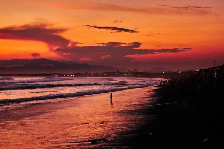 Sun Ocean Beach