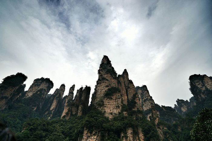 China Photos Mountains Landscape Mountain View Landscape_Collection Beautiful Nature EyeEm Nature Lover Seeing The Sights Clouds And Sky From My Point Of View Light And Shadow Fresh Scent Nature Travel Taking Photos Cloudpark Streamzoofamily