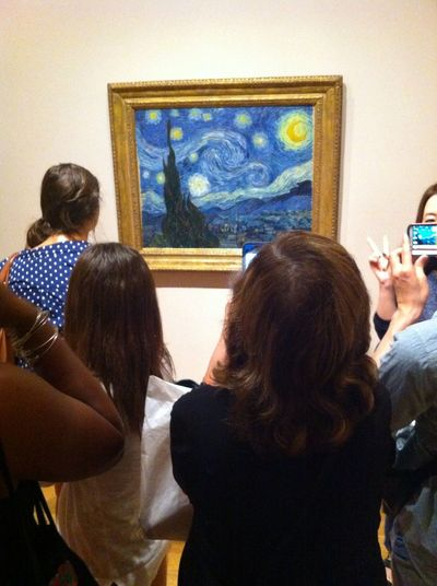 Van Gogh Art Moma New York