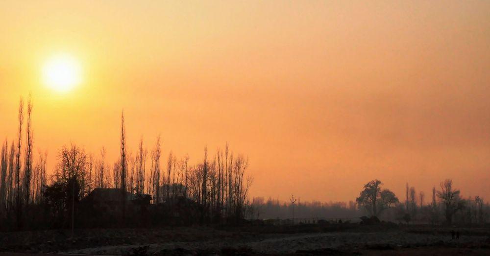 Kashmir Sunset