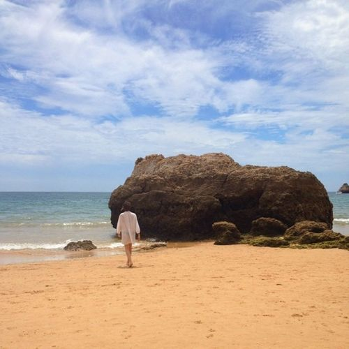 Vscocam Praia Praiadovau Portimao Portugal Ocean Igukraine Instagram Igportugal Iphoneonly Inlovewithmaria Photogeekdom Beach People And Places
