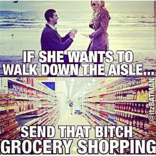 Lmao. @bradzillaahh this is the only aisle we walk down together. IAintMadAboutIt Lolol Toofunny
