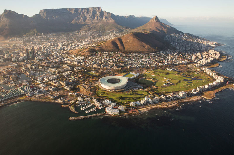 Cape Town Cape Town Aerial Cape Town From Above Cape Town Stadium Cape Town, South Africa Lion's Head South Africa Sunset Table Mountain Travel Destinations Travel Photography