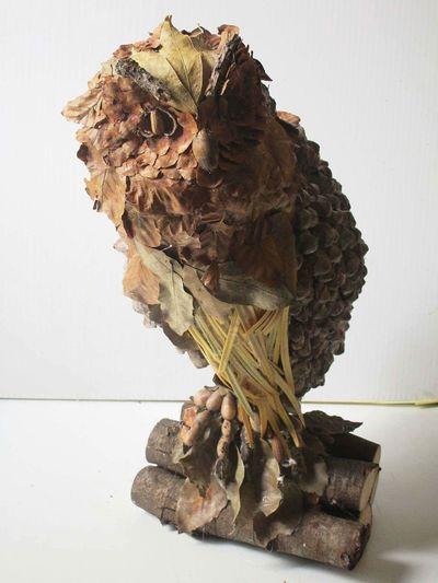 EyeEm Selects Natura Sculpture Natura Morta Cartapesta Gufo Artistic Photo Art Installation Artist Working Accademia Delle Belle Arti Carrara Arte_of_nature