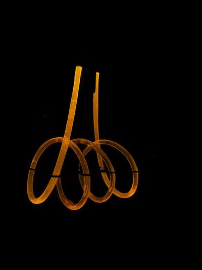 Better Look Twice Incandescent Filament vs. LED Fiber Optics Orange