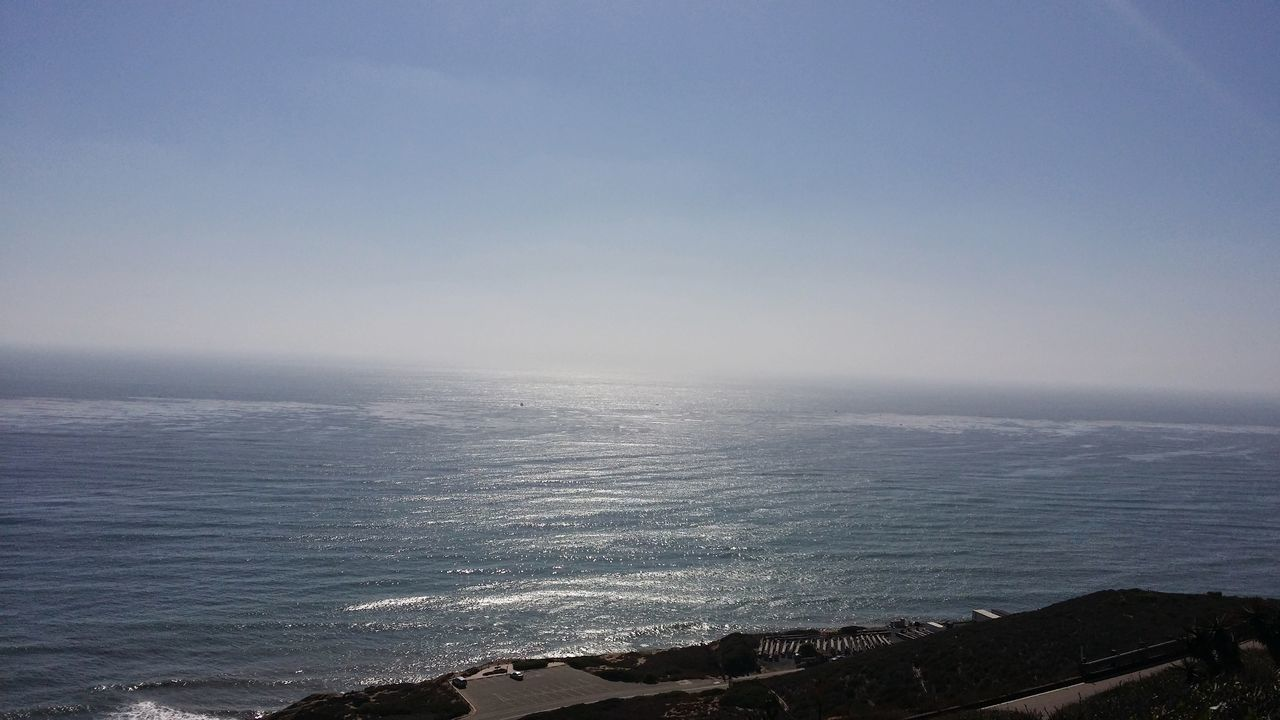 sea, water, nature, horizon over water, tranquility, beauty in nature, tranquil scene, scenics, outdoors, no people, day, clear sky, beach, sky, wave