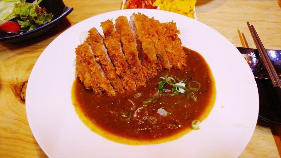 돈까스 Pork Cutlet