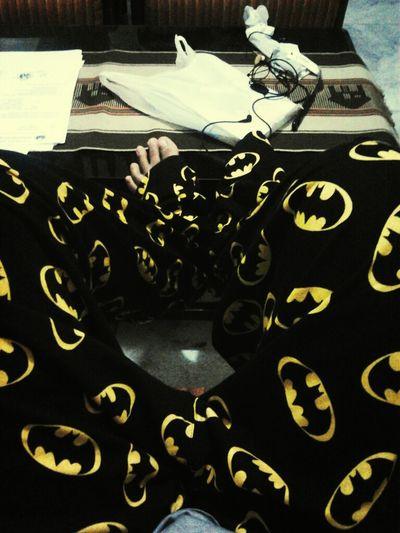 Batman Jammies!