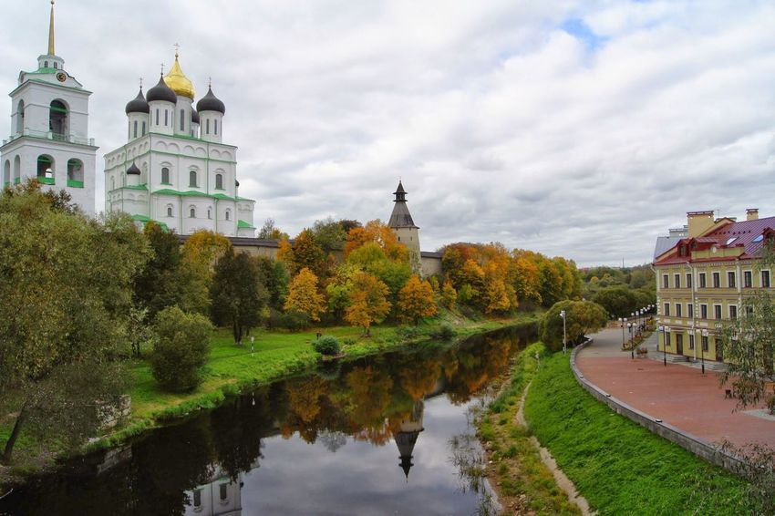 The EyeEm Facebook Cover Challenge From Russia With Love MyTripMyAdventure Pskov
