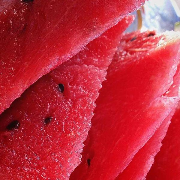 Супер - ягода Арбуз Citrullus вкусно лето