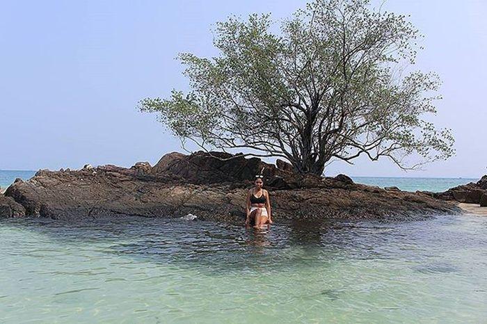 Holiday Lalita Beachtime Kohchangtrip Beach Nature Summer Summerholiday Lalita😊