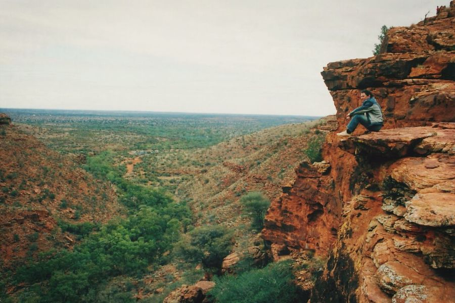 Kings Canyon Northern Territory On The Road Hanging Out Traveling