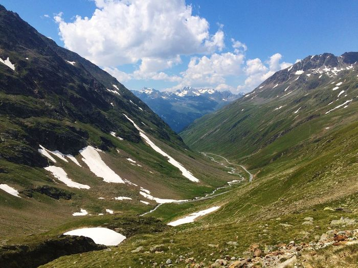 Alps Alpen Pass Driving Road Roadtrip Summertime The Great Outdoors With Adobe