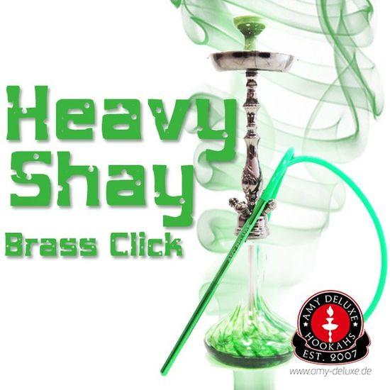 Ganz neu auf dem Markt - und direkt bei uns eingetroffen: Die AMY Deluxe Heavy Shay Brass Click! Direkt hier bestellen: http://amylink.at/amy-heavyshay Amydeluxe Amy Deluxe Shisha hookah click system brass style rauchsäule