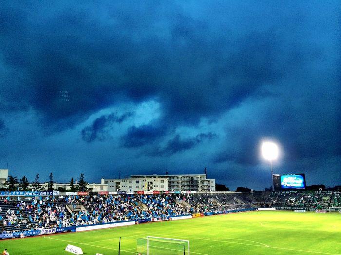 Clouds And Sky Yokohama FC