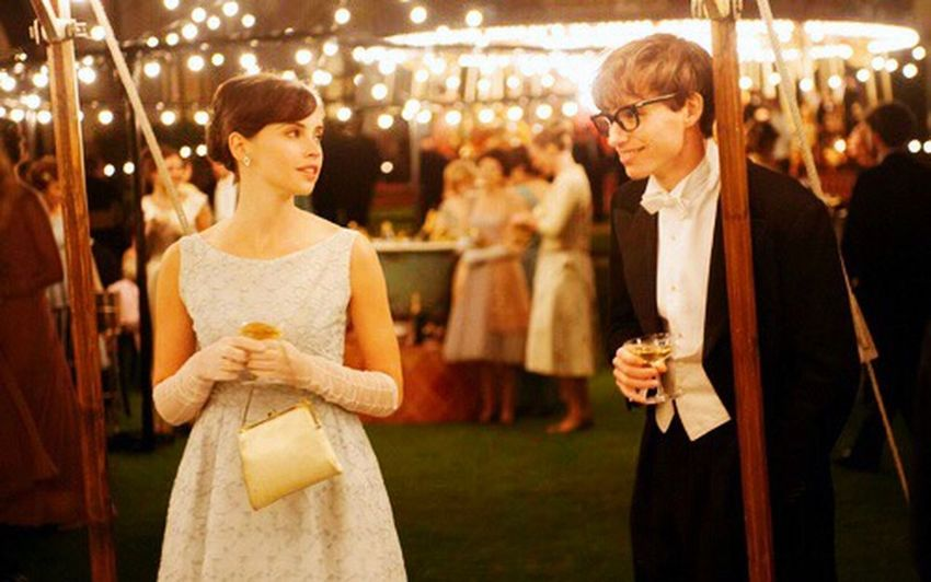 MOVIE Eddie Redmayne The Theory Of Everything Love