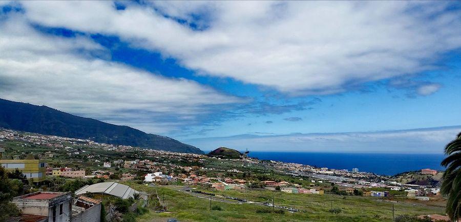 Teneriffa Tenerife Puerto De La Cruz Canary Islands Vulkaninsel