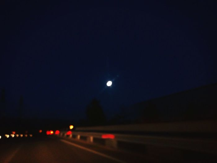 Goodnight Moon On The Road